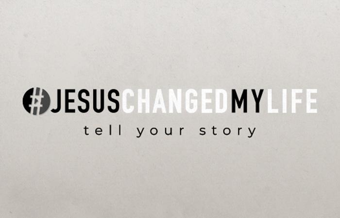 #JesusChangedMyLife